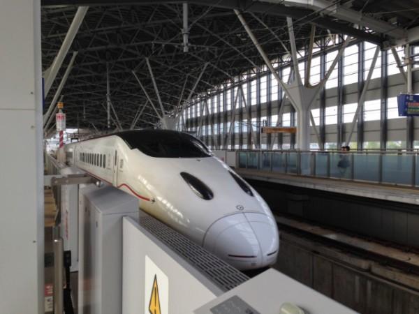 JR九州の800系つばめ