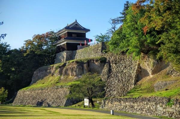 信州真田氏の居城として有名な上田城の現在の遺構は仙石氏の時代のもの