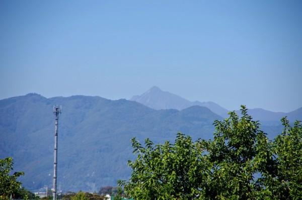 戸隠連峰の最高峰で、別名が戸隠富士