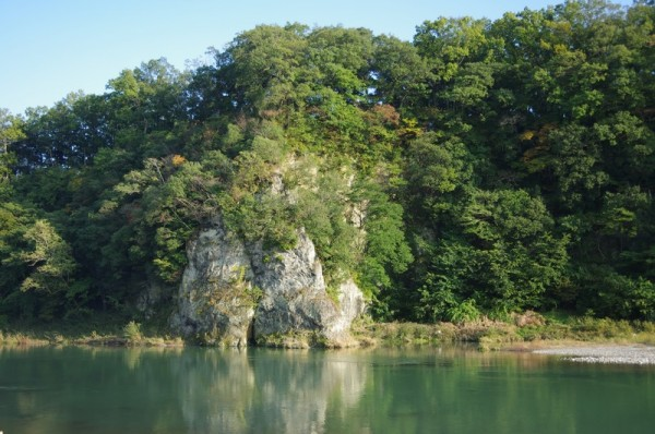 埼玉県指定の奇岩・絶景の景勝地