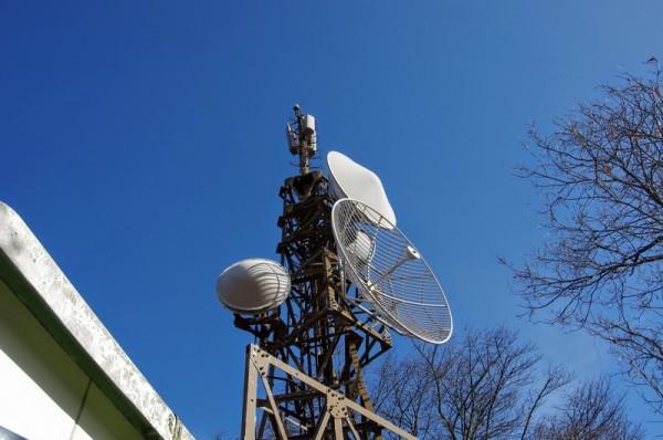大月市岩殿山無線中継所(携帯キャリアや地上デジタル)向け
