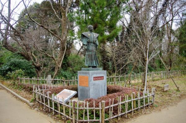 下総佐倉藩の第5代藩主で江戸時代の老中を務めた開国派の一人
