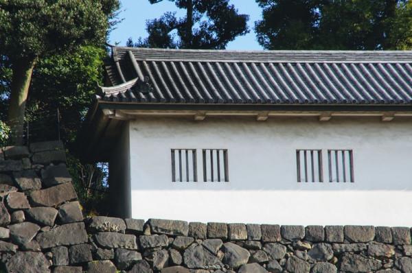かつては、ここから富士山を望むことができたという