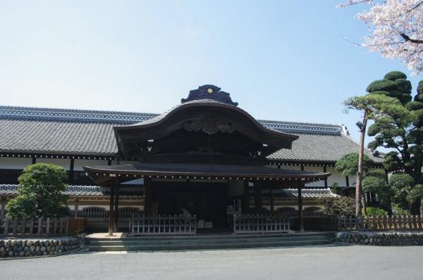 小江戸川越に残る川越城本丸御殿は県庁、工場、学校を経て現在に至る