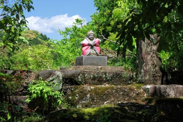 「辯財天(べんざいてん)」は川の守護神である