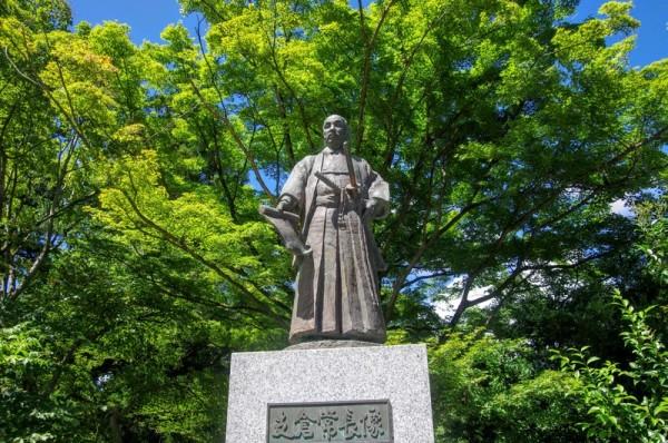 政宗の使節の一人として太平洋・大西洋を渡り、ローマ教皇パウロ五世に謁見した